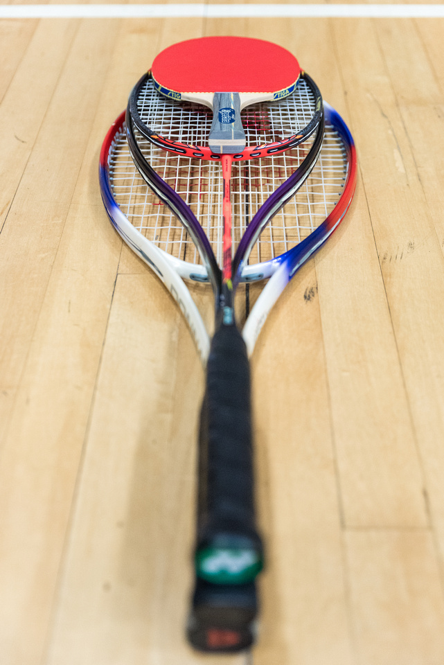 Table Tennis Badminton Squash Tennis racketlon ping pong york yorkshire England UK Luke Barnes