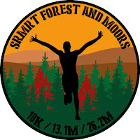 2017 Forest and Moors Marathon, half marathon and 10k 7/10/17
