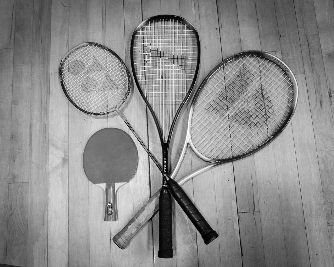 Table tennis badminton squash tennis racketlon ping pong york yorkshire England UK