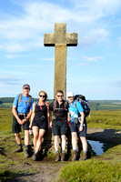 Ana Cross above Rosedale (19.5 miles): 7pm onwards